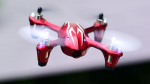 De Hubsan X4 V2 met 2MP camera