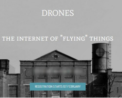 Drone Convention 2016 focust op netwerking