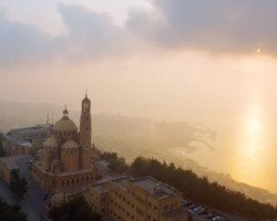 Live Love Libanon scoort met drone video
