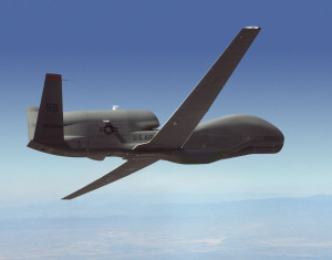 Hackers probeerden Global Hawk drone te crashen