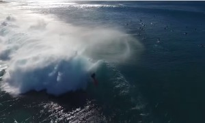 Pipe & Backdoor surf video Hawaii